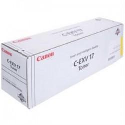 Canon 0259B002AA Sarı Orjinal Toner