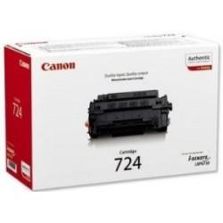 Canon 724 Orjinal Yazıcı Toneri