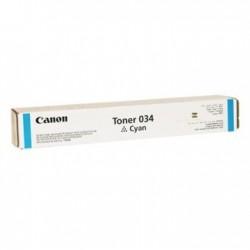 Canon C-EXV-034 Mavi Orjinal Fotokopi Toneri