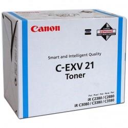 Canon C-EXV-21 Mavi Orjinal Fotokopi Toneri