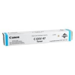 Canon C-EXV-47 Mavi Orjinal Fotokopi Toneri