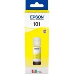 Epson 101 Sarı Orjinal ޞişe Mürekkep Kartuş C13T03V44A